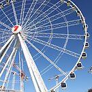 Brisbane Wheel by William Goschnick