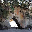 Coastal Archway by John Sharp