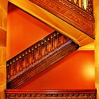 Stairs In The State Capitol by EBArt