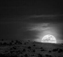 Lunar Peak by Bob Larson