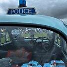 10 mini Morris Minor police cars by LooseImages