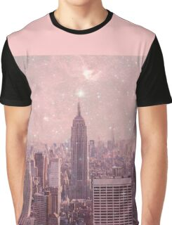 Stardust Covering New York Graphic T-Shirt
