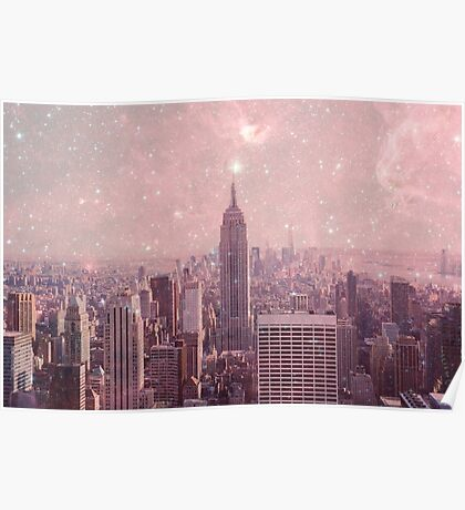 Stardust Covering New York Poster