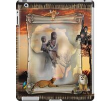 Greetings from Africa iPad Case/Skin
