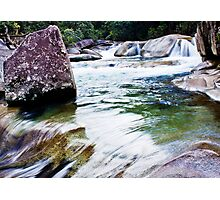 Boulders Photographic Print