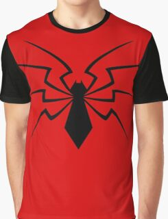 New Spider Graphic T-Shirt