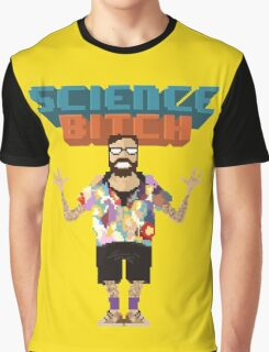 Science Bitch Graphic T-Shirt