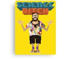 Science Bitch Canvas Print