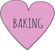 Baking Love by Bundjum