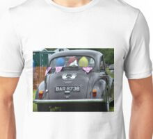 12 Morris Minor 'push' Unisex T-Shirt