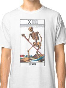 Death Tarot Card Classic T-Shirt
