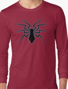 Glowing Spider Long Sleeve T-Shirt