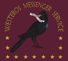 Westeros Messenger Service by Espiro