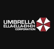 Umbrella-ella-eh-eh Corp. by mjcowan