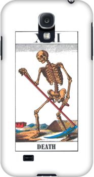 Death Tarot Card by babydollchic