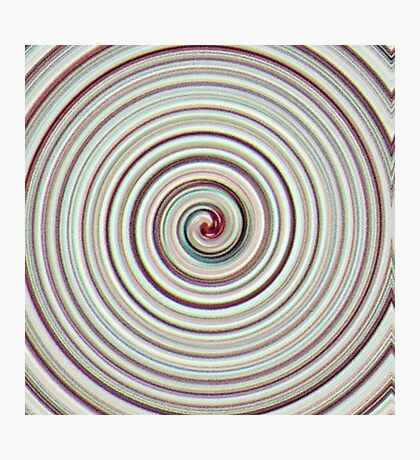 The Circles of Life Photographic Print