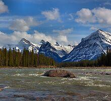 Rippling Waters by JamesA1