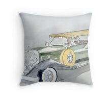 Cadillac 1930 Throw Pillow