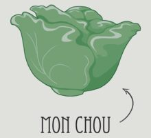 Mon Chou - My Cabbage French Term of Endearment by Christina Smith