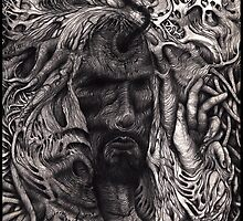 Self-Portrait by Jamie McIntosh