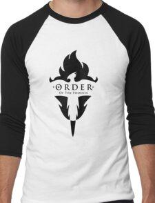 ORDER Of The Phoenix Men's Baseball ¾ T-Shirt