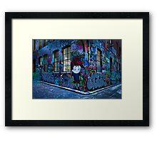 Life Ltd Framed Print