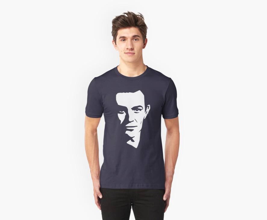sean connery t-shirt by ralphyboy