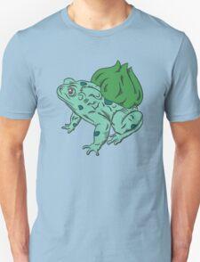 """If Bulbasaur Was Real"" Unisex T-Shirt"