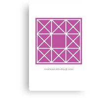 Design 90 Canvas Print