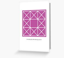 Design 90 Greeting Card