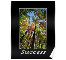 Success Inspirational Art Poster