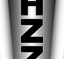 jazz bar Sticker