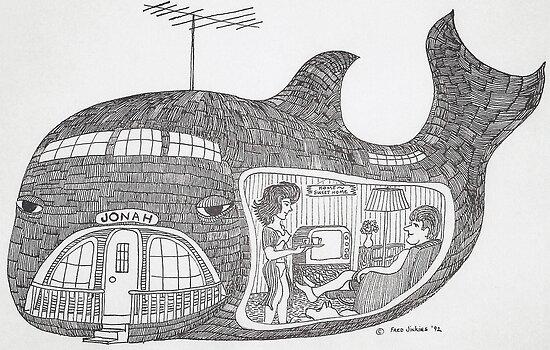 Jonah by Fred Jinkins