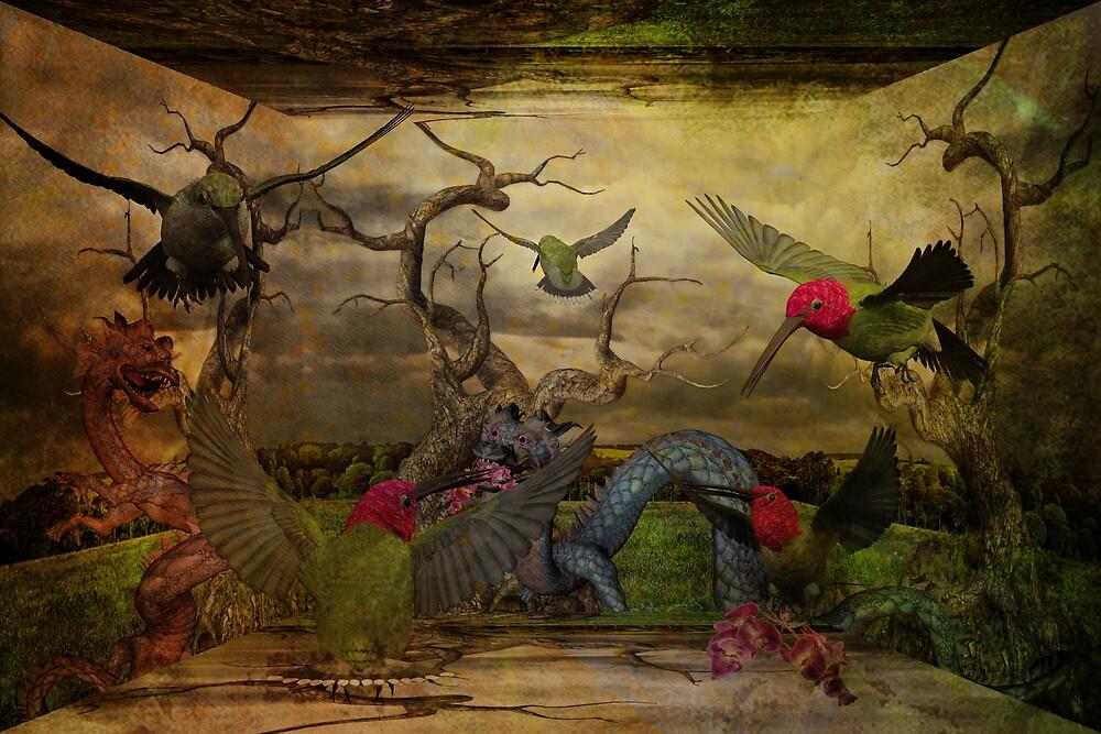 Feeding Our Dreams by Pamela Phelps