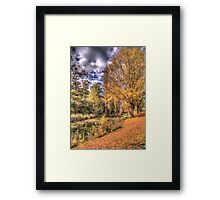 Seasons 2, Rockley NSW Australia - The HDR Experience Framed Print