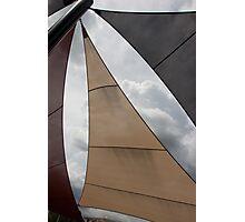 Heavenly Sail Photographic Print