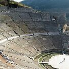 Ephesus Theater by taiche
