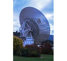 Dish - Tidbinbilla Tracking Station Photographic Print