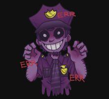 The Purple Man by InkyBlackKnight