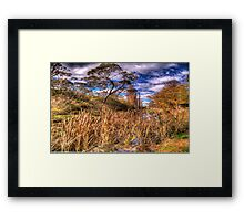 Seasons 3, Rockley NSW Australia - The HDR Experience Framed Print