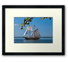 St Lawrence II Framed Print