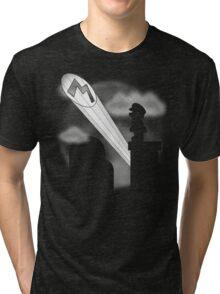 The New Plumber Signal Tri-blend T-Shirt