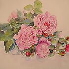 Roses and more roses by Beatrice Cloake Pasquier