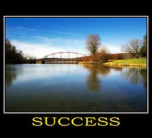 Success Inspirational Art by Christina Rollo