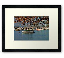 Crawley Bay Framed Print