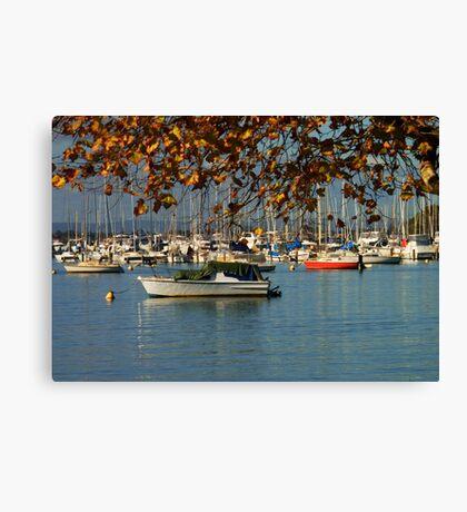 Crawley Bay Canvas Print