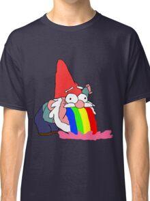 Gnome puking happiness - Gravity Falls Classic T-Shirt