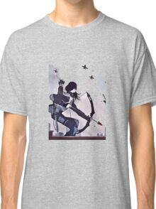 katniss characters from mocking jay part 2 hunger games Classic T-Shirt