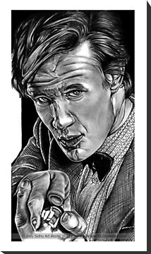 Matt Smith, DOCTOR WHO XI by IndyMan33