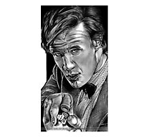Matt Smith, DOCTOR WHO XI Photographic Print